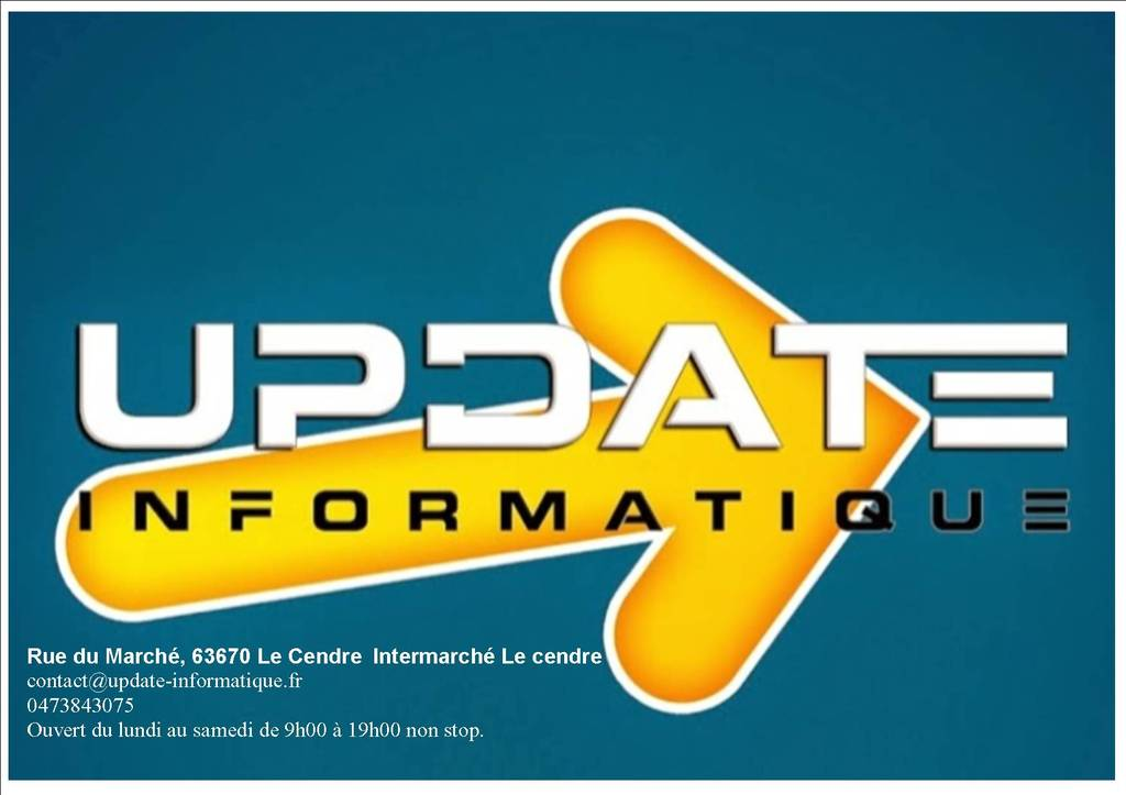 UPDATE Informatique