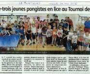 53 Enfants au tournoi des écoles