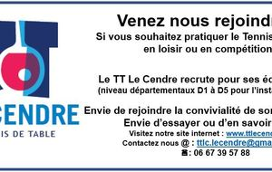 On recrute !!!
